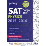 Kaplan SAT Subject Test Physics 2015-2016