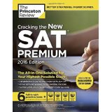 Cracking the New SAT Premium Edition with 6 Practice Tests